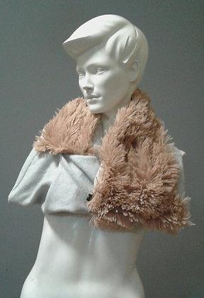 Scarf Faux Fur Candy