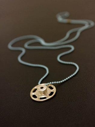 koubi Pendant | Silver 925 | Chain Mint | Male