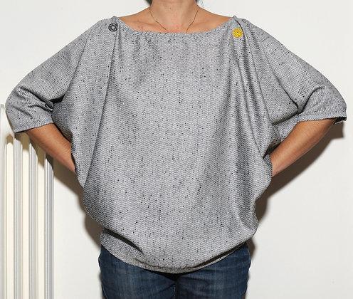 Bat Shirt Gray