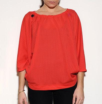 Coral PoP Bat Shirt