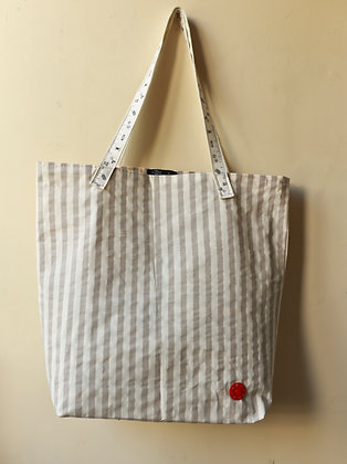 Navy Tote KingSize | Beige| #ReAvailable||Flashbac