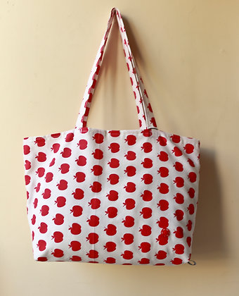 Red Apples Tote Bag| #ReAvailable||Flashback