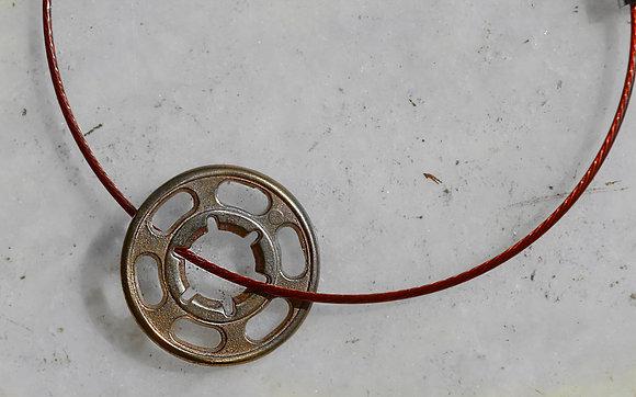 koubi Bracelet | Pink Brass | RedWire | Female