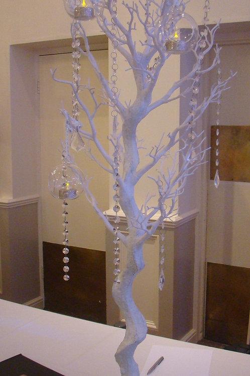 4 Foot Manzanita Wishing Tree Package