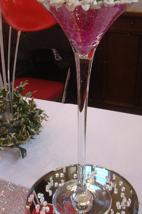 50cm Martini Glass