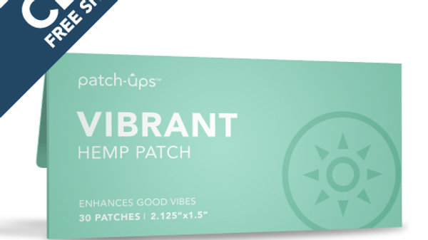 VIBRANT HEMP PATCH (Emotional Support)