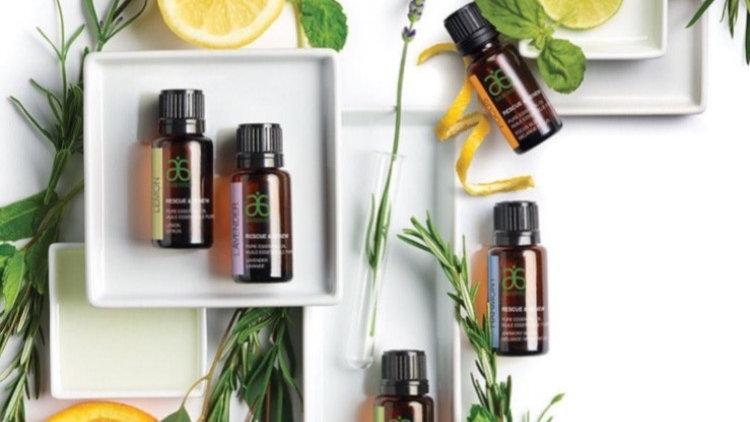 Rescue & Renew Pure Essential Oil Lavender #6819