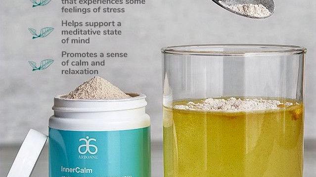NEW! InnerCalm Adaptogenic De-Stress Powder #6088