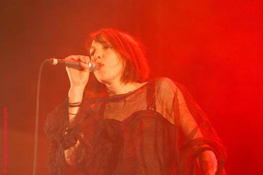 Jeanne Cherhal, Saint-Pierre (La Réunion)