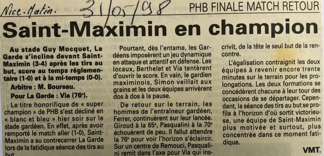 Var-Nice Matin 1998 football 31051998.JP