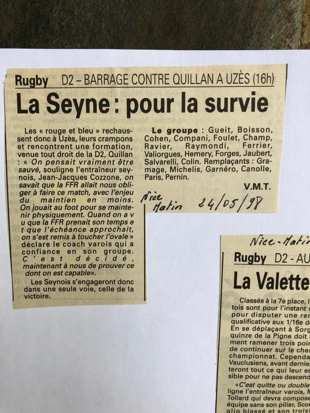 Var-Nice Matin 1998 rugby 24051998.JPG