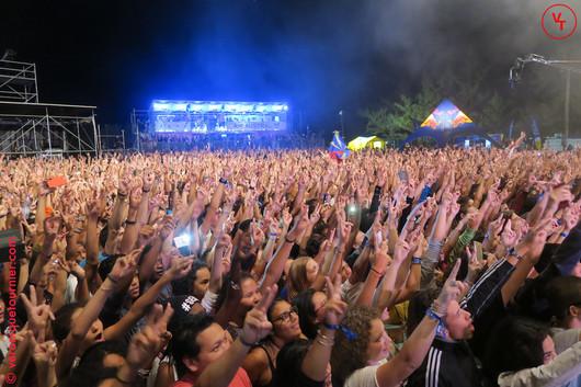 Le public, Saint-Pierre (La Réunion)