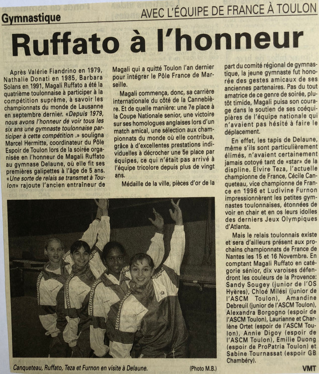 Var-Nice Matin 1997 gymnastique 1997.JPG