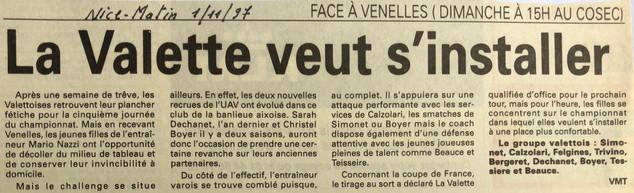 Var-Nice Matin 1997 Volley 01111997.JPG