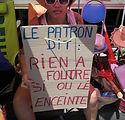 Manifestation_employées_d'un_banc_de_fru