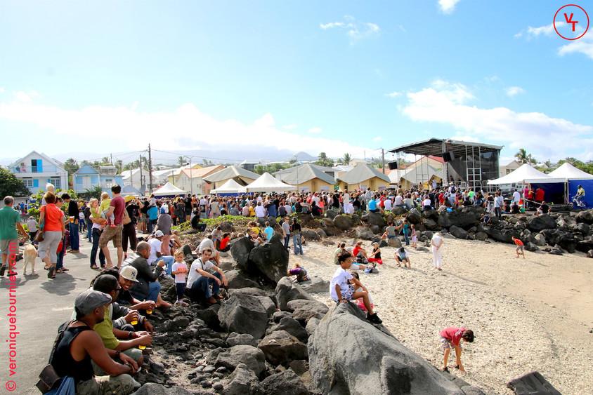 Davy Sicard, Saint-Pierre (La Réunion)