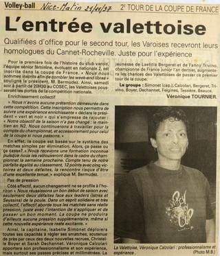 Var-Nice Matin 1997 Volley 21111997.JPG