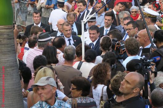 Manuel Valls, Premier ministre, La Réunion, 2015