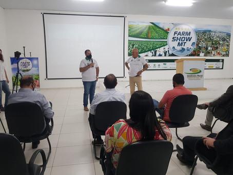 Farm Show 2021 é lançada durante coletiva de imprensa