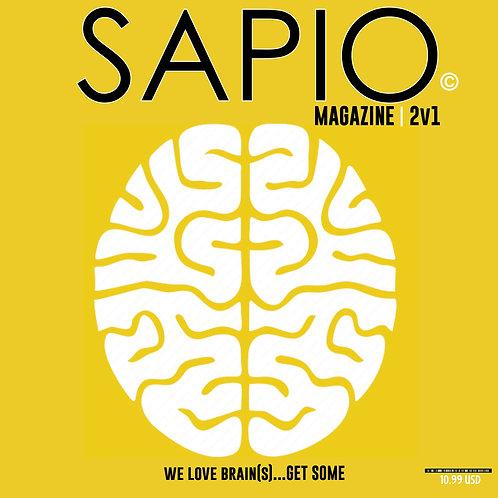 SAPIO Magazine Issue 2 (emag)