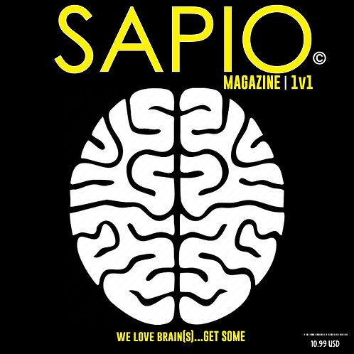 SAPIO Magazine Issue 1(emag)