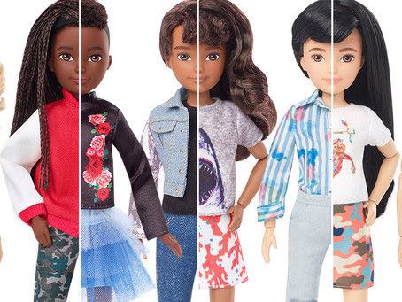 Mattel Introduces New Gender-Neutral Line Of Dolls