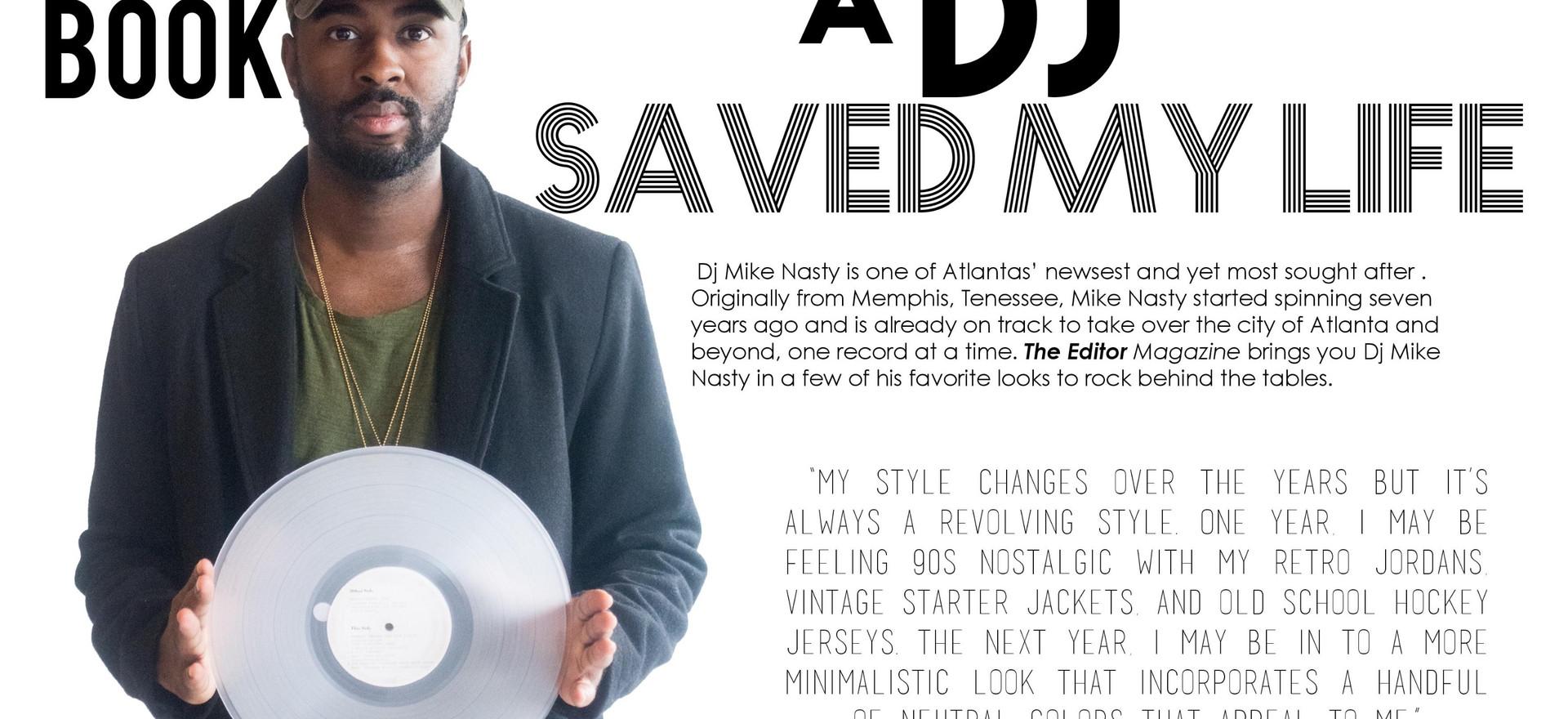 The Editor Magazine Menswear Editorial F/W '16