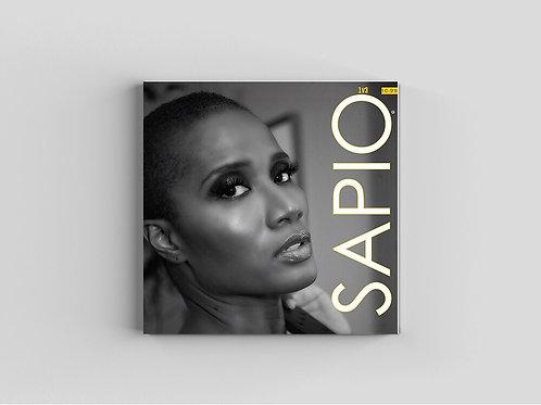 SAPIO Magazine Issue 1v3 starring Jetsetting Jasmine