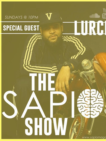 The SAPIO SHOW, podcasts, Atlanta, Barbe
