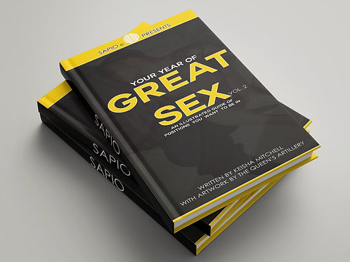 Your Year of Great Sex: volume 2 (ebook)