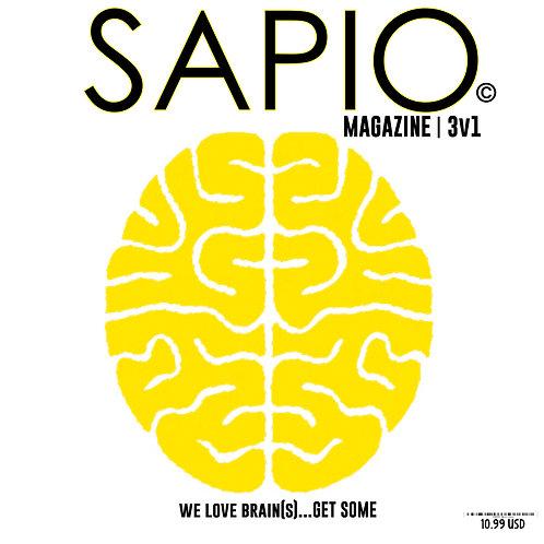 SAPIO Magazine Issue 3 (emag)