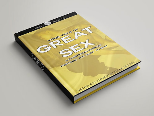 Your Year of Great Sex: An Illustrated Guide (Ebook)