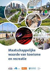 Cover maatschappelijke waarde van toeris
