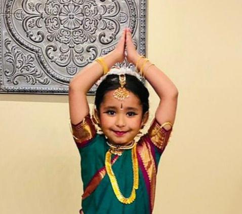 Bharatanatyam Tots - Level 1 I 5-7 yo