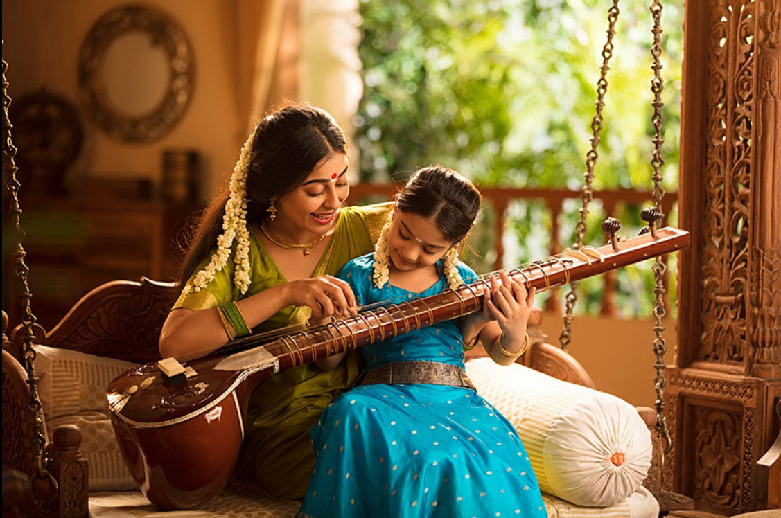 Carnatic Vocals Group Class I 5-7yrs
