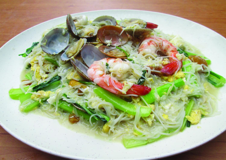拉拉百米粉 Seafood Bee Hoon