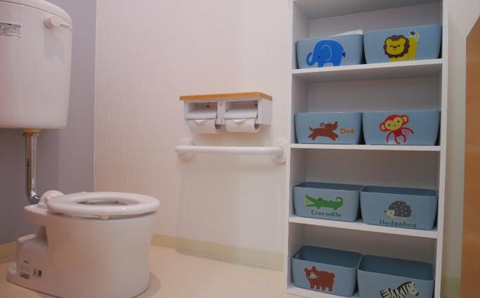 子供トイレ