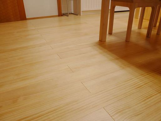 床材ってなにか違いがあるの?部屋の美しさを決めるポイントとは