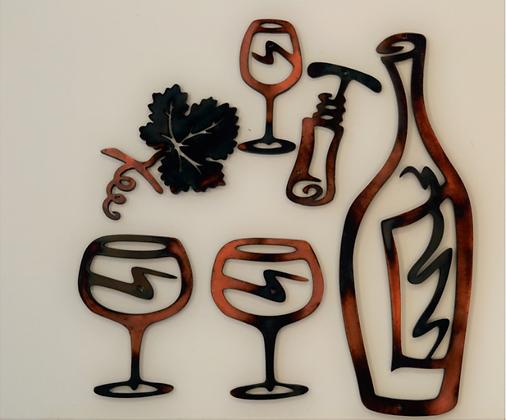 Wine Set #2