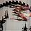 Thumbnail: Sawblade Metal Art Forest Buck