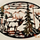 Thumbnail: Bugle Boys -Elk Metal Art