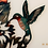 Thumbnail: Welcome Milk Can with Hummingbird