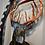 Thumbnail: Sawblade Metal Art Deer Alert at Dusk