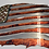 Thumbnail: Tattered Flag Copper Fire... (6 Sizes Available)