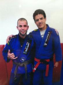 Jean Jacques Machado and Paolo Gizzarelli