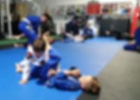 Jean Jacques Machado Perth kids class
