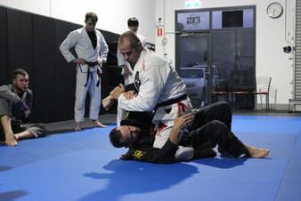 Jean Jacques Machado Perth technique