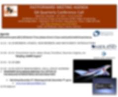 191125 FF Q4 CALL-HIGH SPEED FLIGHT WORK