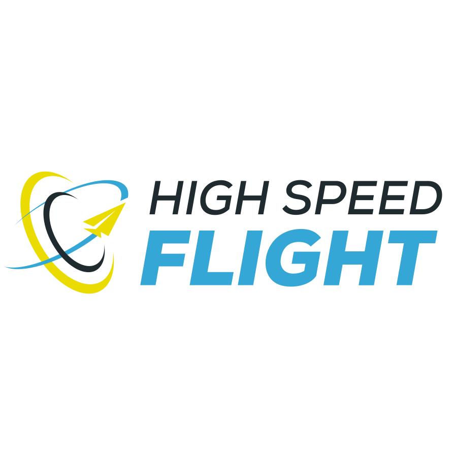 HighSpeedFlight logo sq