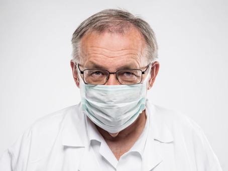 O nošení roušek v době coronaviru